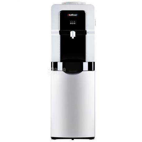 HotFrost V900BS, Кулер для води з компресорним охолодженням, підлоговий