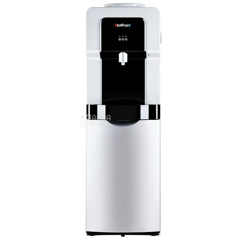 HotFrost V900BS, Кулер для воды с компрессорным охлаждением, напольный