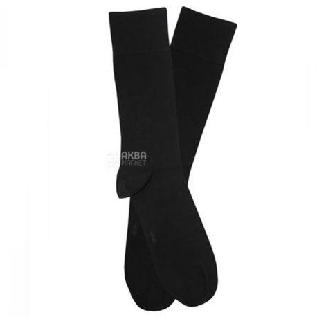 Duna, размер 25-27, Носки мужские, Casual, Черные