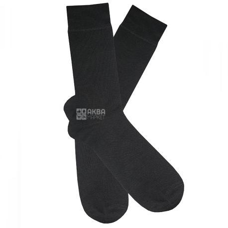 Duna, розмір 25-27, Шкарпетки чоловічі, Чорні