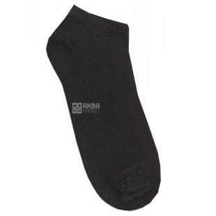 Duna, розмір 23-25, Шкарпетки жіночі, Чорні