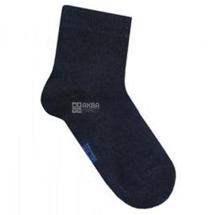Duna, розмір 16-18, Шкарпетки дитячі, Бамбукові, Темно-сині