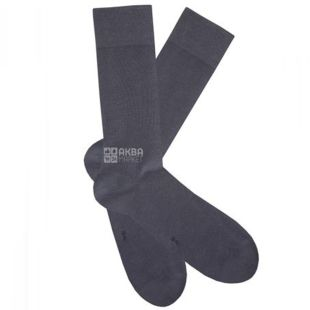 Duna, розмір 27-29, Шкарпетки чоловічі, Casual, Темно-сірі