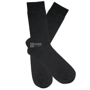 Duna, розмір 27-29, Шкарпетки чоловічі, Чорні
