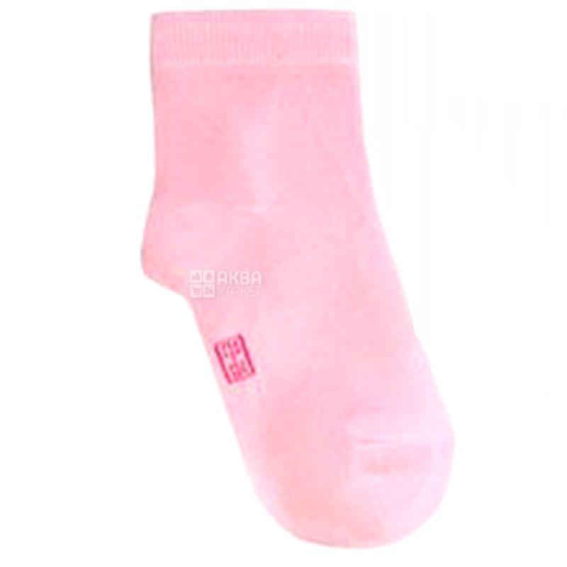 Duna, размер 16-18, Носки детские, Бамбуковые, Светло-розовые