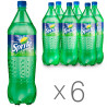 Sprite, Packing 6 pcs. on 2 l, Sweet water, PET