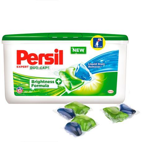 Persil, 30 шт., пральні капсули, Expert Duo-Caps, ПЕТ