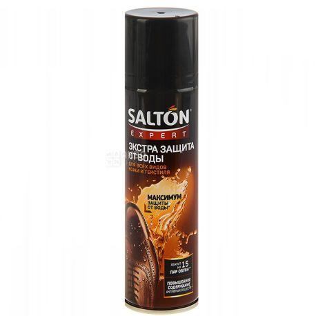 Salton, 300 мл, Водоотталкивающий спрей для обуви, Нейтральный, ж/б