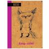 Mizar +, 48 sheets, A6, Notepad, ECO, Keep Calm, Cell