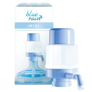Blue Rain Mini, water pump for 18.9 liters and 5-10 liters bottles