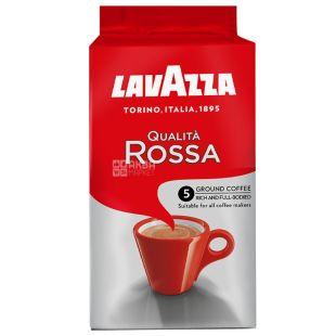 Lavazza Qualita Rossa, 250 г, молотый кофе, м/у