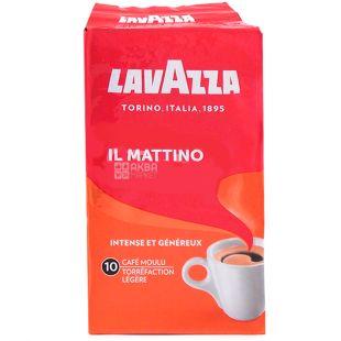 Lavazza il Mattino, 250 г, Кофе молотый, м/у