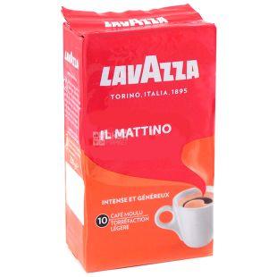 Lavazza, 250 г, Кава мелена, il Mattino, м/у