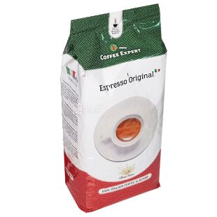 Coffee Expert Espresso Original, Кава зернова, 1 кг