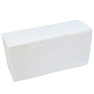 Katrin, 150 листів, Паперові рушники, Листові, Двошарові, Classic, Білі, м/у