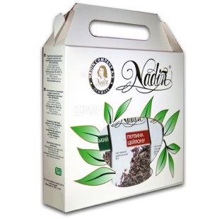 Nadin, Асорті, 150 г, Чай Надін, Подарунковий набір з 3-х видів чаю