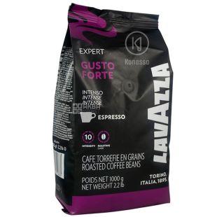 Lavaza Espresso Vending Gusto Forte, Coffee Grain, 1 kg