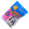 Freken Bock, Microfiber Cloth, Zig Zag, Universal, m / s