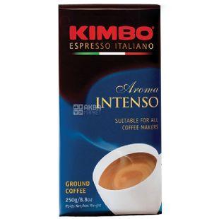 Kimbo Aroma Intenso, ground coffee, 250 g