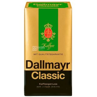 Dallmayr Classic, Ground Coffee, 500 g