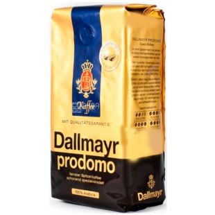 Dallmayr, 500 г, Кава в зернах, Prodomo, м/у
