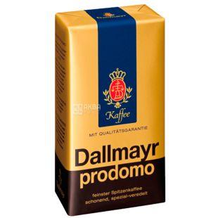 Dallmayr, 500 г, Кофе молотый, Prodomo, м/у