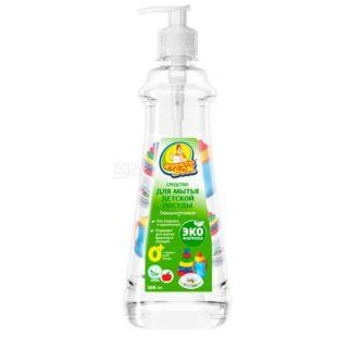 Freken Bok, 500 ml, Means for washing children's dishes, PET