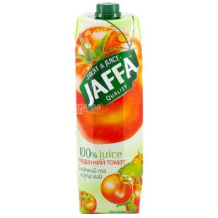 Jaffa, 1 л, Томатний сік, З сіллю