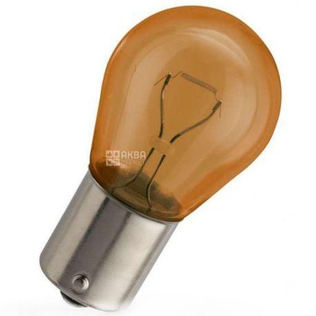 Philips, 2 шт, Лампа розжарення, PY21W