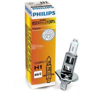 Philips, Лампа галогенна, Philips, H1 Vision, 3200K