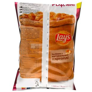 Lay's, 133 g, Potato Chips, Lobster, Corrugated