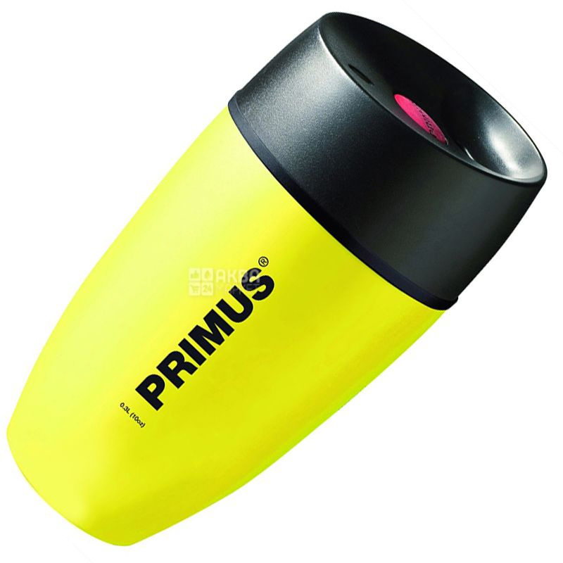 Primus, 300 мл, Термокружка, Commuter Mug, Желтая