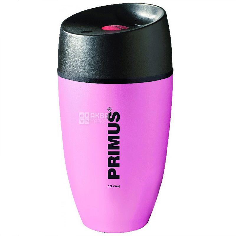 Primus, 300 мл, Термокружка, Commuter Mug, Розовая