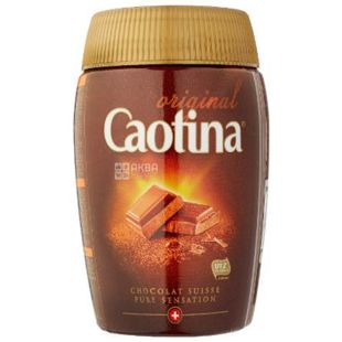 Caotina, 200 g, Hot Chocolate, Original, PET