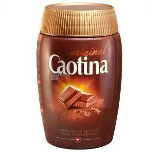Caotina, 200 г, Гарячий шоколад, Original, ПЕТ