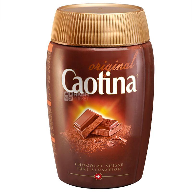Caotina, Original, 200 г, Каотіна, Оріджинал, Гарячий шоколад