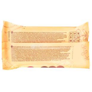 ECORelax, 60 шт., салфетки влажные, Детские