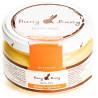 Huny Buny, 250 g, Cream-honey, Aleksandrovich, glass