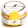 Huny Buny, 250 г, Крем-мед, Медовый лимон, стекло