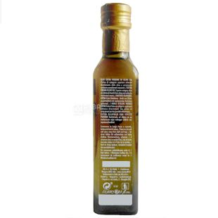 Casa Rinaldi, 250 ml, Olive oil, Extra Vergine, Unfiltered, glass