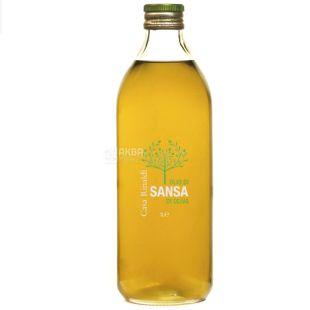 Casa Rinaldi, 1 л, Масло оливковое, Olio di Sansa, Для жарки, стекло