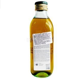 Casa Rinaldi, 500 ml, Olive oil, Olio di Sansa, For frying, glass