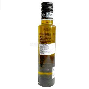 Casa Rinaldi, 250 ml, Olive oil, Extra vergine, With basil, glass