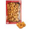 LUCAS, 2 кг, Печенье, Ушки, Слоеное, картон