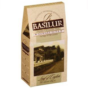 Basilur, 100 г, Чай черный, Nuwara Eliya