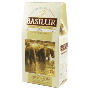 Basilur, 100 г, Чай чорний, UVA