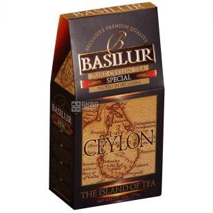 Basilur, 100 г, Чай чорний, Special