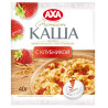 AXA, 40 g, Instant porridge, Oatmeal, Strawberry