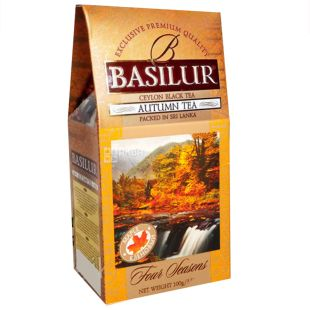 Basilur, 100 г, Чай чорний, Four seasons, Summer tea