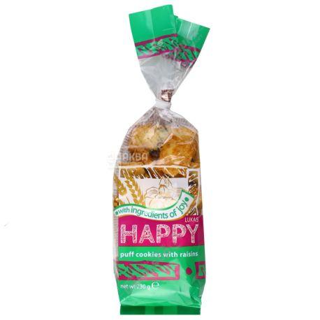 LUCAS, 230 g, Cookies, Marcelik, Puff, m / y